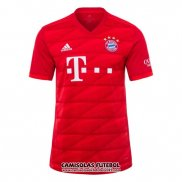 Camisola Bayern de Munique 1º 2019-2020