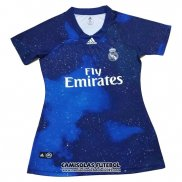 Camisola Real Madrid EA Sports Mulher 2018-2019