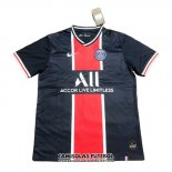 Tailandia Camisola Paris Saint-Germain 1º 2020-2021