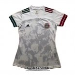 Camisola Mexico 2º Mulher 2020-2021