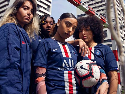 Camisolas de futebol Paris Saint-Germain baratas 2019 2020