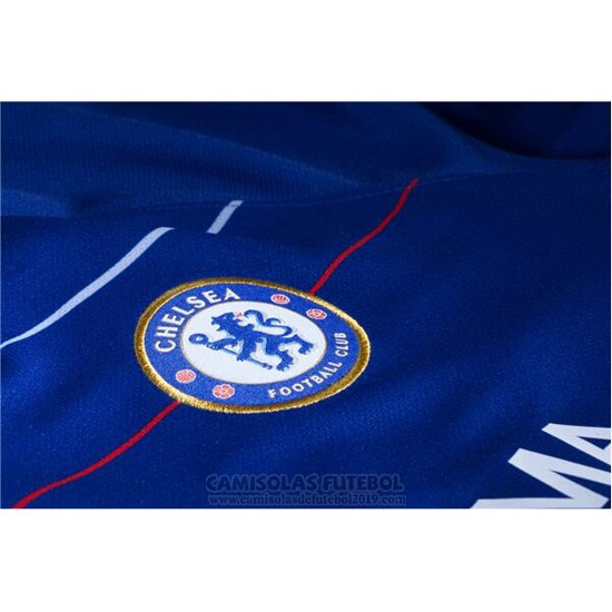 Camisola Chelsea 1º Mulher 2018-2019